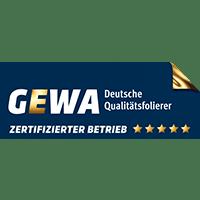 Ap-Druckservice, GEWA_zertifizieter-Betrieb